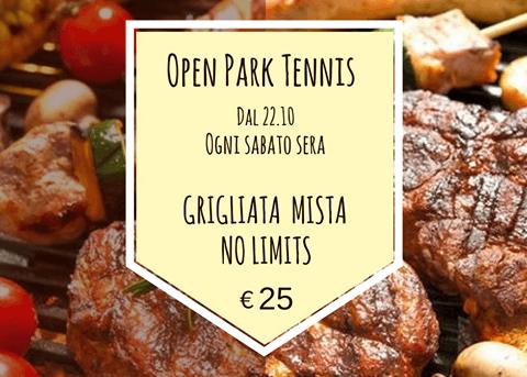 Grigliata Mista no limits