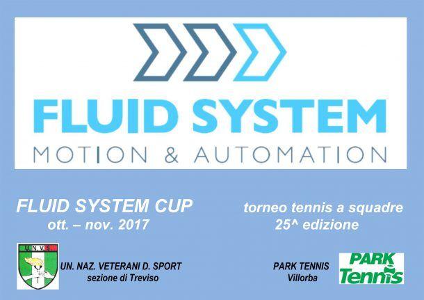 Torneo di tennis a squadre Fluid System Italia